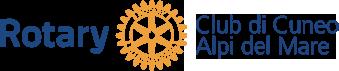 Rotary Club Cuneo  Logo